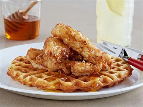the best chicken and waffles recipe chicken and waffles recipe food network kitchen food