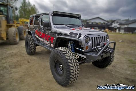Jeep Wrangler Build 2013 Jeep Wrangler Unlimited Rubicon Sema Build For
