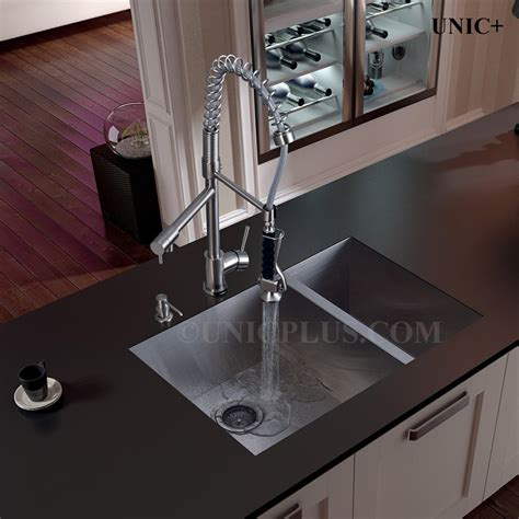 Kitchen Sinks Vancouver 29 Inch Zero Radius Style Stainless Steel Mount Kitchen Sink Kus2918d In Vancouver