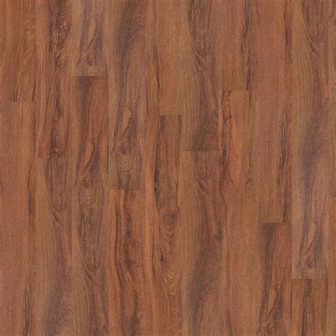 shop shaw 27 piece 6 in x 48 in fiery brown adhesive luxury vinyl plank at lowes com