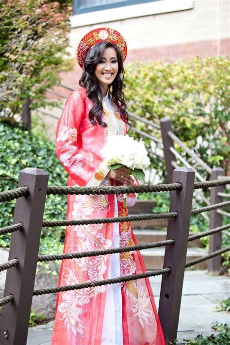 Traditional Vietnamese Wedding – TRADITIONAL VIETNAMESE WEDDING DRESS   The Dress Shop