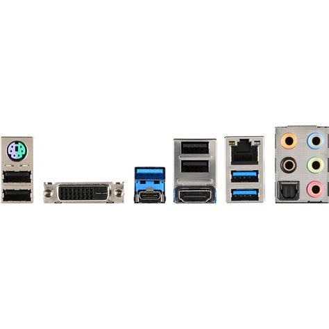 Msi Z170a Krait Gaming 3x Lga 1151 Ddr4 msi z170a krait gaming 3x intel z170 so 1151 dual channel