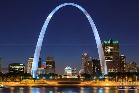 gateway arch st louis missouri september 2012 metroscenes com