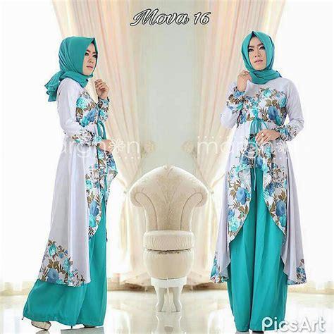 Stelan Blus Tunik Pinguinrok Tali Serut murah n ori collection mova 16 by marghon