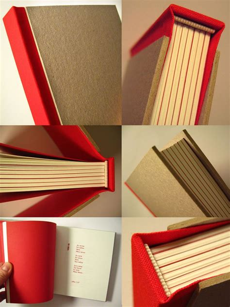 Handmade Book Binding - 77 best bookbinding stitch images on