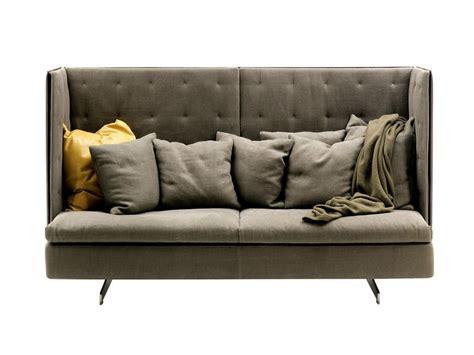 High Back Sectional Sofa Hotelsbacau high back sofa grantorino hb by poltrona frau design jean massaud