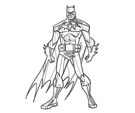 batman coloring pages free coloring home