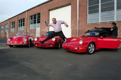 remembering richard sloan friend to the porsche community