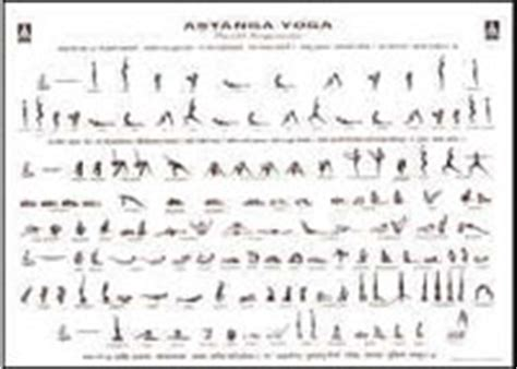 Ashtanga Yoga Plakat by Ashtanga Yoga 248 Velser Kost Og Ordentlig Ern 230 Ring
