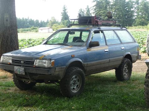 lifted subaru loyale pin subaru brat lift kits image search results on pinterest