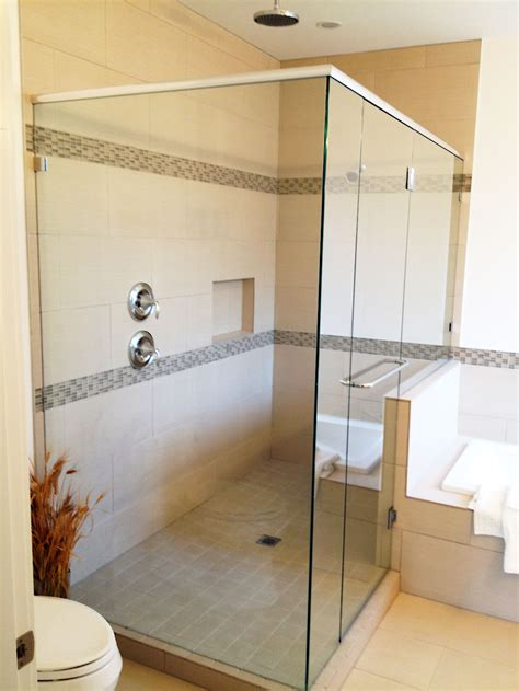 Bathroom Glass Showers Picture Gallery Of Our Custom Glass Showers Bathrooms In Bc Royal Oak Glass