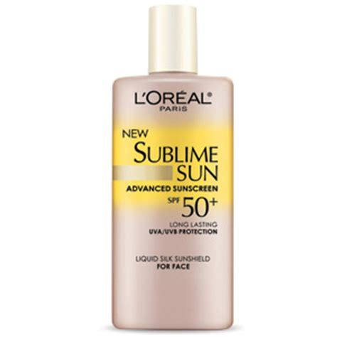 Bake Month Loreal Sublime Glow Daily Moisturizer by L Oreal Sublime Sun Advanced Sunscreen For Spf