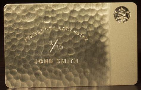 Starbucks Card Usa 12 starbucks personalized gold card 2014 www imgkid