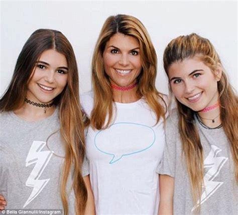 lori loughlin tv shows lori loughlin s daughters bella and olivia make their teen