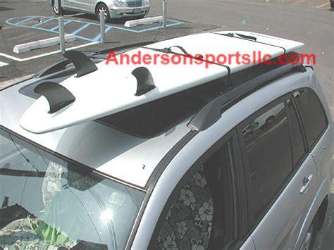 Surfboard Racks For Car by Suv Surfboard Racks Car Racks Pads Straps Surf Rack Ebay