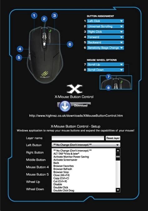 tutorial x mouse button control x mouse button control 2 11 portable downloads