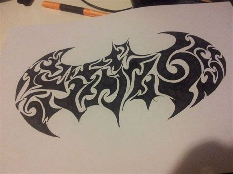 tattoo batman tribal 63 best images about tattoos on pinterest tribal tattoos