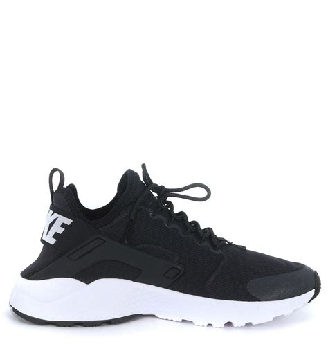 huarache run sneaker nike nike air huarache run ultra black fabric sneaker