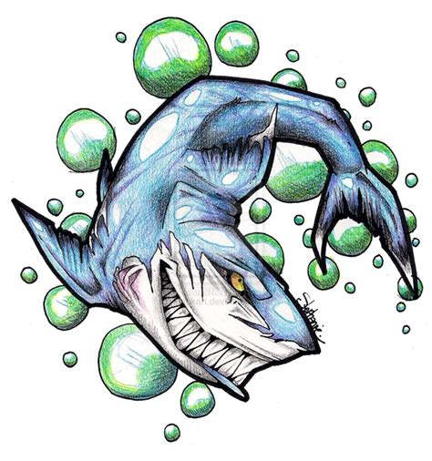 shark design tattoo shark tattoos