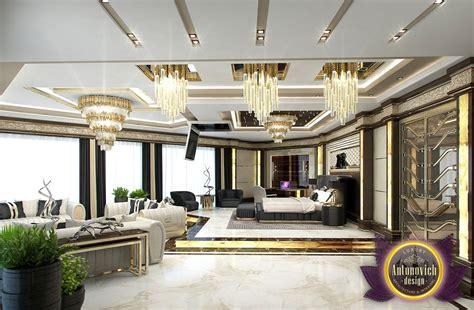 luxury antonovich design uae master bedroom from luxury
