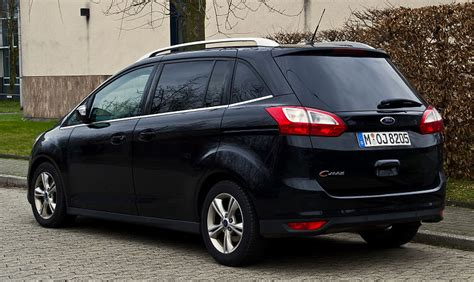 Auto Tuning Ratingen by File Ford Grand C Max Chions Edition Ii Heckansicht