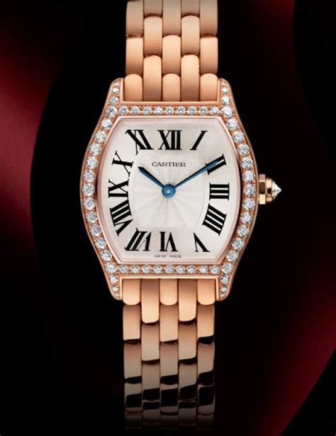 Watch Small Time 2014 Pre Sihh 2014 Cartier Tortue Ladies Medium And Small Time And Watches