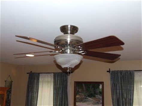 how to replace light fixture with ceiling fan home