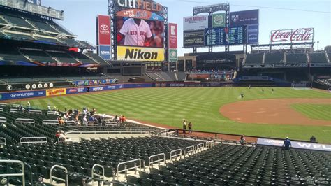 citi field section 123 citi field section 123 rateyourseats com
