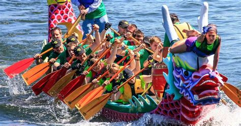 dragon boat or dragon boat montreal is hosting a dragon boat festival featured image
