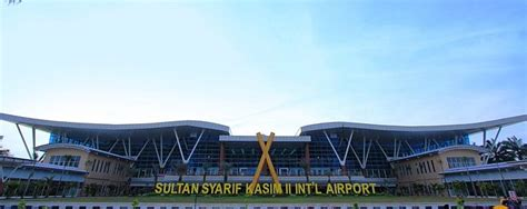 sultan syarif kasim ii international airport wikipedia