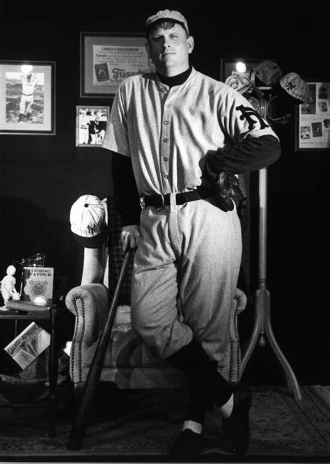 matty an evening with mathewson books quot matty quot goes to bat for a baseballlegend in the one