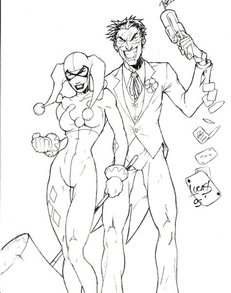 harley quinn coloring pages for adults harley quinn and joker coloring pages for adults coloring