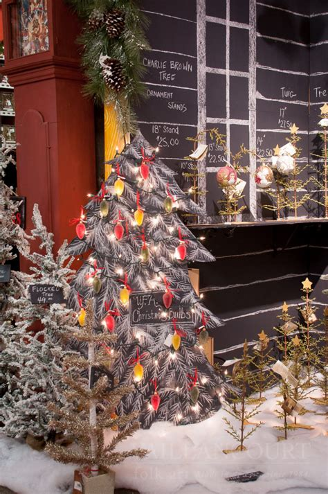 28 best folk christmas trees catherine holman folk art
