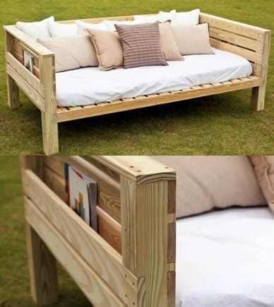 how to build a daybed frame 140 best make day bed images on pinterest