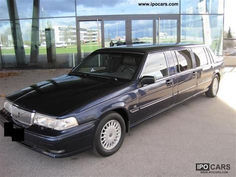 volvo limousine for sale 1999 volvo car photo and specs