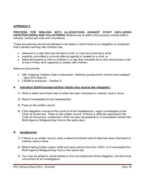 child protection report template 28 images