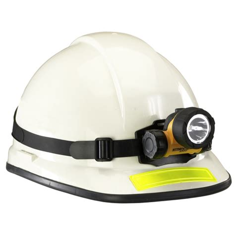streamlight hard hat lights streamlight 61301 argo led headl