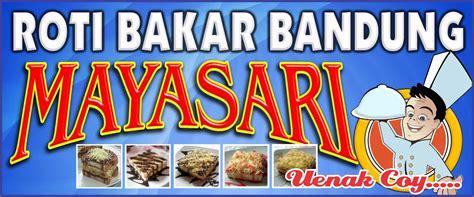 design banner roti spanduk roti bakar