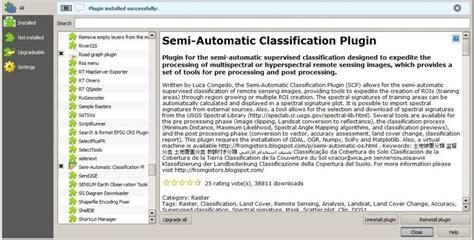 tutorial qgis ita from gis to remote sensing tutorial classificazione e