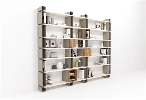 immagini librerie simple salone mobile contenitori e librerie per il