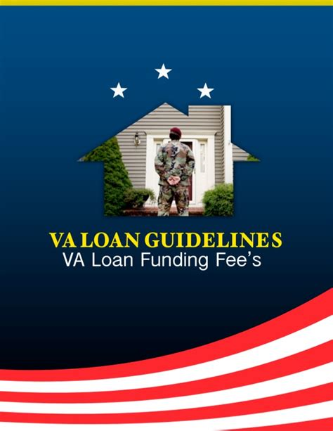 va loan guidelines va funding fees and requirements