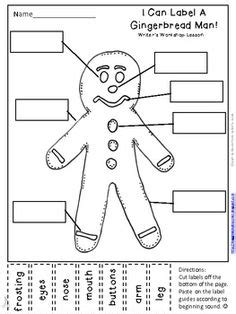 gingerbread man printable activities for preschool 1000 images about gingerbread man on pinterest