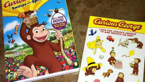 curious george swing into spring curious george archives mom a la mode