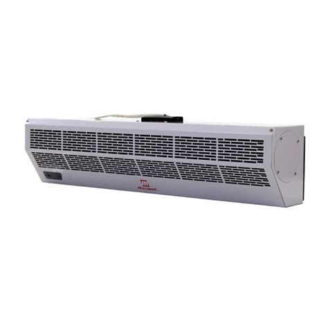 36 Inch Maxwell Air Curtain Electric Heat Remote Control