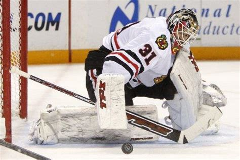 chicago blackhawks dressing room peterson chicago blackhawks loss of antti niemi could be san jose sharks gain in goal the