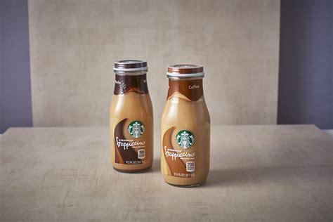 Starbucks Bottle Dan 2016 coffee on the go starbucks bottled frappuccino