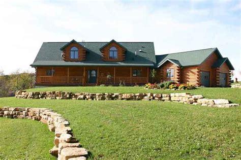 idaho log homes for sale