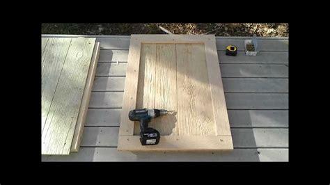 build  shed door   build  generator
