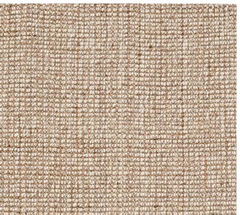 Chunky Wool & Jute Rug   Natural   Pottery Barn