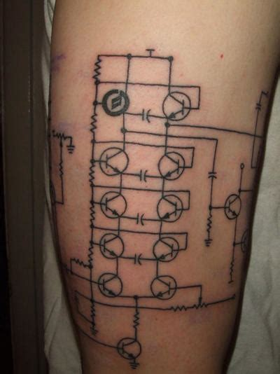 engineering tattoos has anybody seen any electrical engineering related